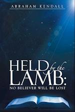 Held by the Lamb