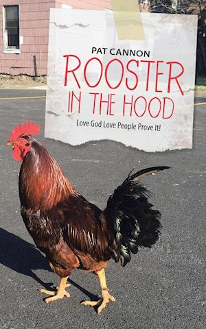 Bog, hæftet Rooster In the Hood: Love God Love People Prove It! af Pat Cannon