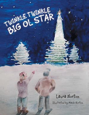 Bog, hæftet Twinkle Twinkle Big Ol Star af Laura Norton