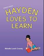 Honestly Hayden - Hayden Loves to Learn