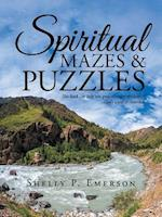 Spiritual Mazes & Puzzles