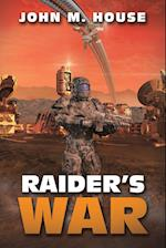 Raider's War af John M. House