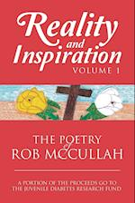 Reality and Inspiration Volume 1: The Poetry of Rob McCullah