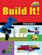Build It! Volume 2 (Brick Books)