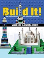 Build It! World Landmarks (Brick Books)