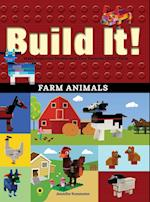Farm Animals (Brick Books)