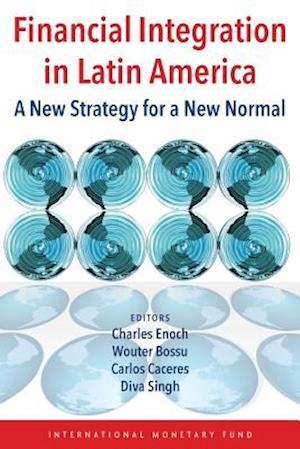 Bog, paperback Financial Integration in Latin America af Charles Enoch