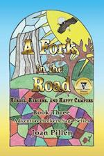 A Fork in the Road (The Adventure Seekers Saga, nr. 3)
