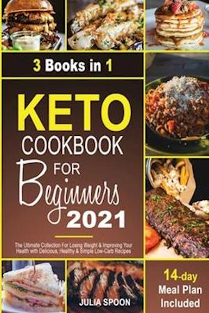 Keto Cookbook for Beginners 2021