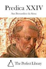 Predica XXIV af San Bernardino Da Siena