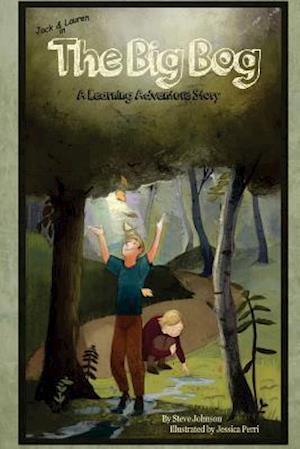 Bog, paperback Jack & Lauren in the Big Bog af Steve Johnson