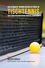 Das Ultimative Training Mentaler Starke Im Tischtennis