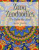 Zany Zendoodles Coloring Book af Kathy G. Ahrens