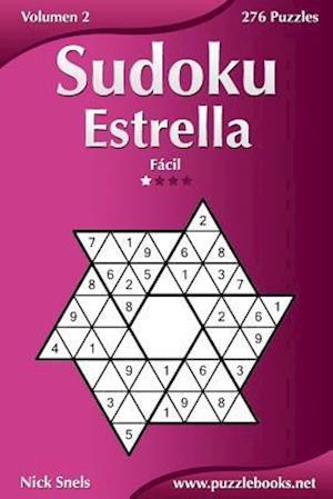 Sudoku Estrella - Facil - Volumen 2 - 276 Puzzles