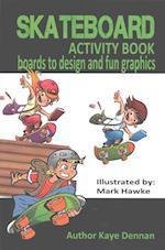 Skateboard Activity Book