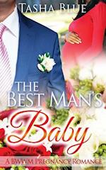The Best Man's Baby af Tasha Blue