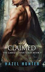 Claimed (Book Four of the Castle Coven Series)