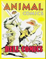 Animal Comics af Dell Comics