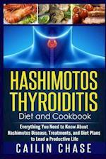 Hashimotos Thyroiditis Diet and Cookbook