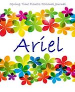 Spring Time Flowers Personal Journal - Ariel af Kooky Journal Lovers