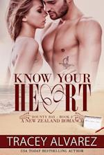 Know Your Heart af Book Cover by Design, Tracey Alvarez