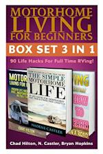 Motorhome Living for Beginners Box Set 3 in 1 af Chad Hilton, Bryan Hopkins, N. Castler