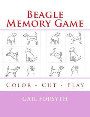 Beagle Memory Game