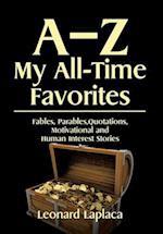 AZ My All Time Favorites