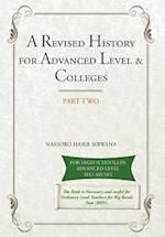 A Revised History for Advanced Level & Colleges