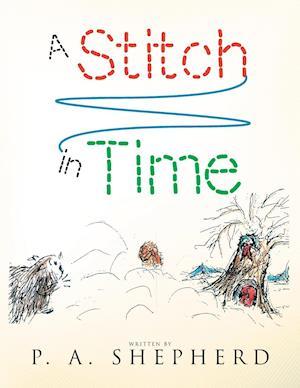 Bog, hæftet A Stitch in Time: Winter's Tale af P. a. Shepherd