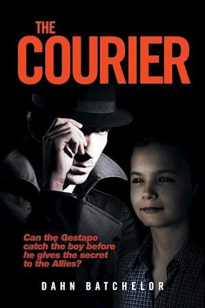 Bog, hæftet The Courier af Dahn Batchelor