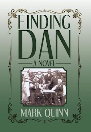 Bog, hardback Finding Dan af Mark Quinn