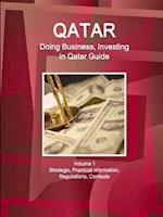 Doing Business and Investing in Qatar af USA International Business Publications
