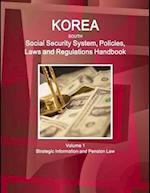 Korea, South Social Security System, Policies, Laws and Regulations Handbook