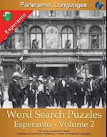 Parleremo Languages Word Search Puzzles Esperanto - Volume 2 af Erik Zidowecki