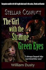 The Girl with the Strange Green Eyes af William Dusty