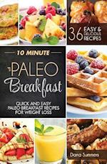10 Minute Paleo Breakfast af Dana Summers