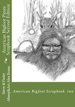 American Bigfoot Piture Scrapbook Second Edition af Steve a. Abney, Violet G. Abney