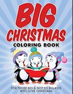 Big Christmas Coloring Book