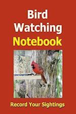 Bird Watching Notebook