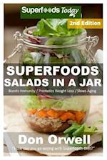 Superfoods Salads in a Jar