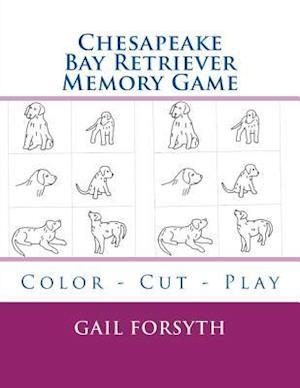 Chesapeake Bay Retriever Memory Game
