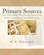 Primary Sources af M. B. McLatchey