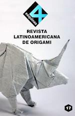 "Revista Latinoamericana de Origami ""4 Esquinas"" No. 17 af Paul Espinoza"