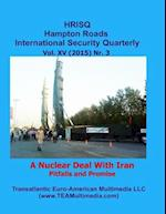 A Nuclear Deal with Iran af Sidney E. Dean Editor