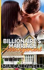 Billionaire's Marriage Arrangement af Mia Caldwell