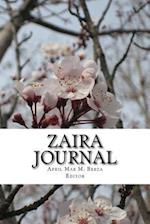 Zaira Journal 1