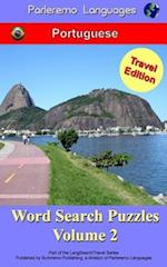 Parleremo Languages Word Search Puzzles Travel Edition Portuguese - Volume 2 af Erik Zidowecki