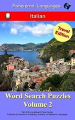 Parleremo Languages Word Search Puzzles Travel Edition Italian - Volume 2 af Erik Zidowecki