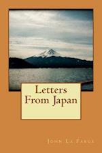 Letters from Japan af John LA Farge